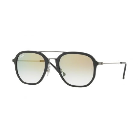 Ray-Ban RB4273 6333Y0 | Frame: grey | Lenses: transparent gradient gold