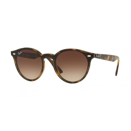 Ray-Ban RB4380N 710/13 | Frame: light havana | Lenses: brown gradient