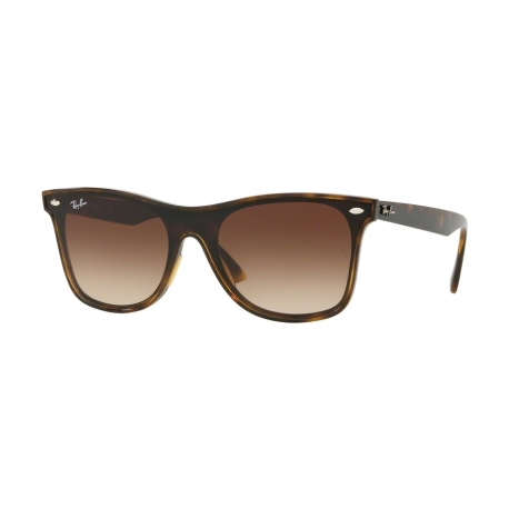 Ray-Ban RB4440N 710/13 | Frame: light havana | Lenses: brown gradient