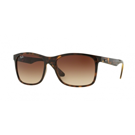 Ray-Ban RB4232 710/13 | Frame: havana | Lenses: brown gradient