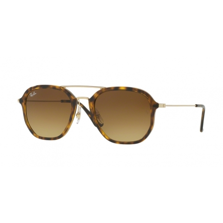Ray-Ban RB4273 710/85 | Frame: havana | Lenses: gradient brown