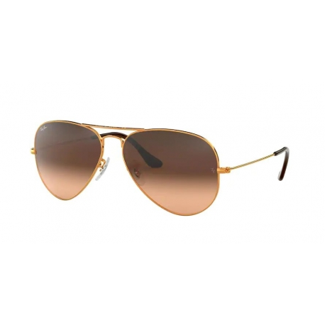 Ray-Ban RB3025 Aviator Large Metal 9001A5