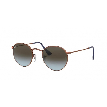 Ray-Ban RB3447 Round Metal 900396