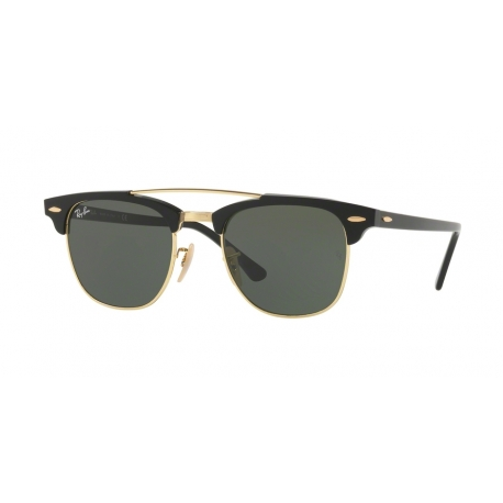 Ray-Ban RB3816 Clubmaster Doublebridge 901