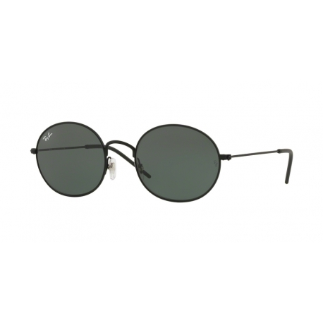 Ray-Ban RB3594 901471 | Frame: black rubber | Lenses: green