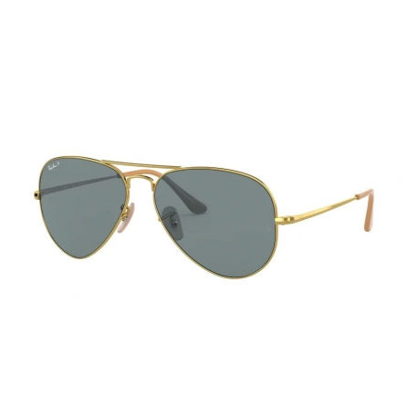 Ray-Ban RB3689 Aviator Metal II 9064S2