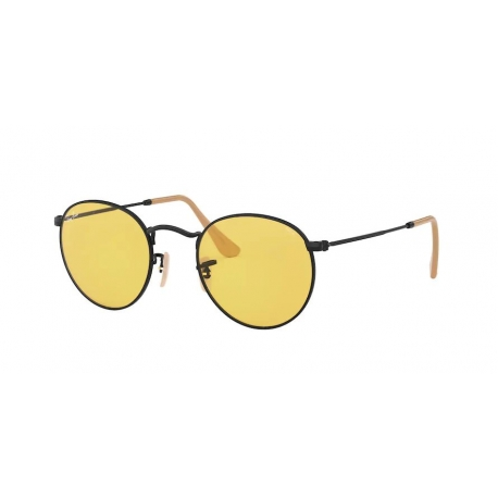 Ray-Ban RB3447 Round Metal 90664A