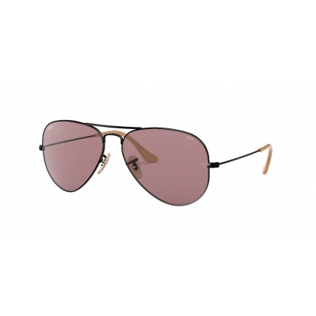 Ray-Ban RB3025 Aviator Large Metal 9066Z0