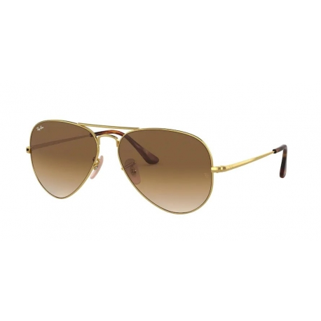 Ray-Ban RB3689 Aviator Metal II 914751