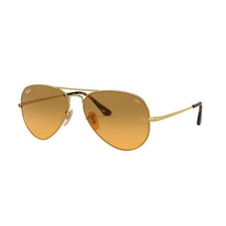 Ray-Ban RB3689 Aviator Metal II 9150AC