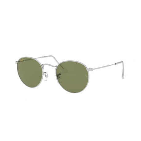 Ray-Ban RB3447 Round Metal 91984E