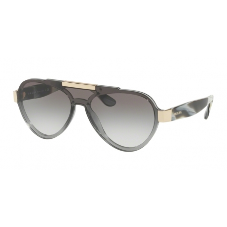 Prada PR 01US BRU0A7 | Frame: grey | Lenses: grey gradient