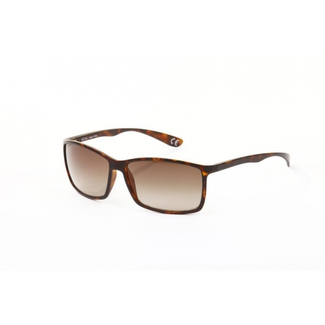 Ikona Canicattini/S 9202 | Frame: satin tortoise | Lenses: brown