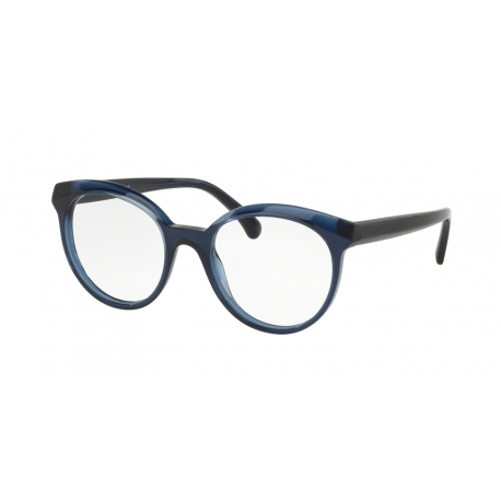 Chanel CH3355 C508 | Frame: transparent blue