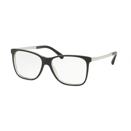 Chanel CH3366 1607 | Frame: top black, light silver