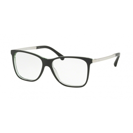 Chanel CH3366 1610 | Frame: top black, light green