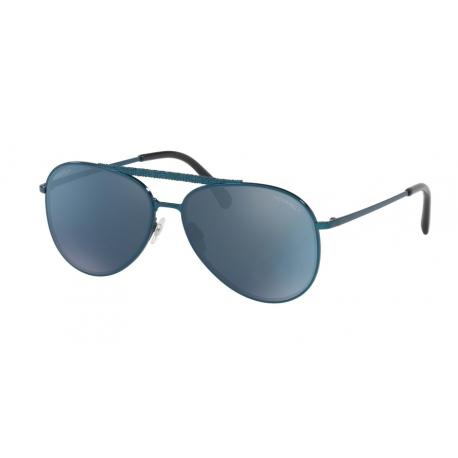9c43341b7b Luxury Sunglasses Chanel | CH4231 - C469Z6 | Frame: blue | Lenses ...