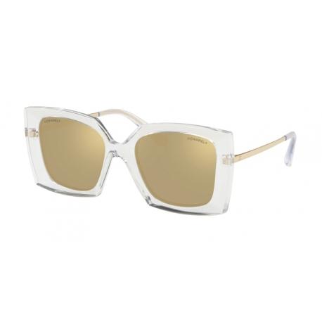 770d39607 Luxury Sunglasses Chanel | CH6051 - C660T6 | Frame: transparent ...