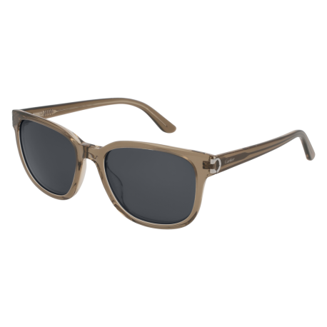 Cartier CT0002S 004 | Frame: brown | Lenses: grey anti-reflective