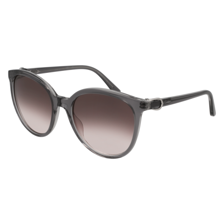 Cartier CT0003S 004 | Frame: grey | Lenses: violet