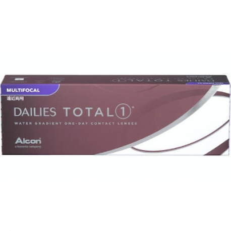 Ciba Vision Dailies Total1 Multifocal | Type: multifocal for presbyopia | Life: daily disposable