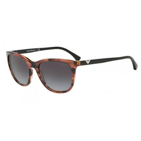 Emporio Armani EA4086 55538G | Frame: watercolor antique pink