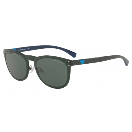 Emporio Armani EA4098 556471 | Frame: matte transparent military green