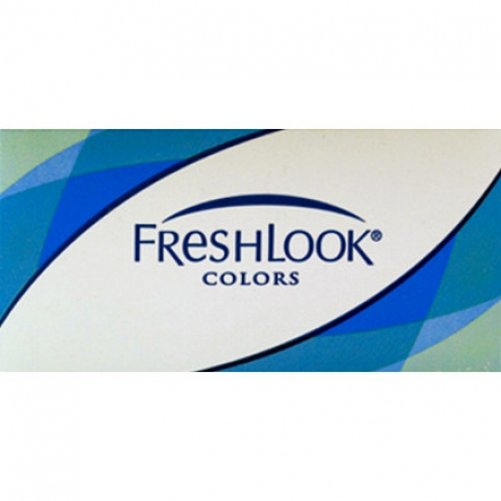 Ciba Vision FreshLook Colors | Type: spherical for myopia and hypermetropia cosmetic colored | Life: monthly disposable