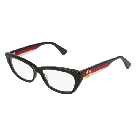 Gucci GG0277O 001 | Frame: black multicolour
