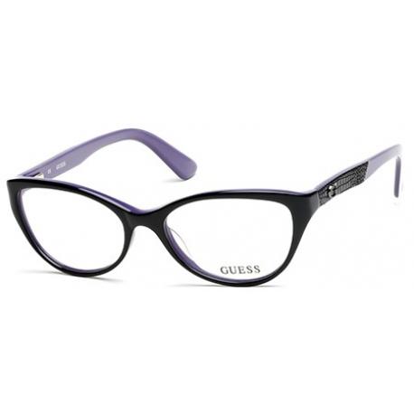 Occhiali da Vista Guess GU2602 001 pzYR9jrh5
