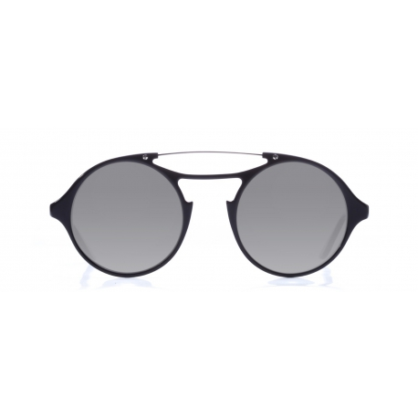 Original Vintage Sunglasses NAPOLI 07 | Frame: black | Lenses: grey