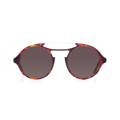 Original Vintage Sunglasses NAPOLI 09 | Frame: havana | Lenses: brown
