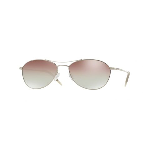 Oliver Peoples OV1005S Aero Sun 5036S5 | Frame: silver | Lenses: chrome violet photochromic