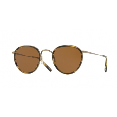 Oliver Peoples OV1104S Mp-2 Sun 503953 | Frame: cocobolo wood | Lenses: brown