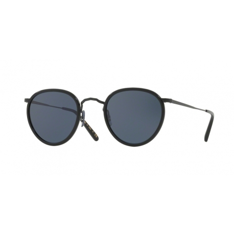 Oliver Peoples OV1104S Mp-2 Sun 5062R5 | Frame: black | Lenses: blue