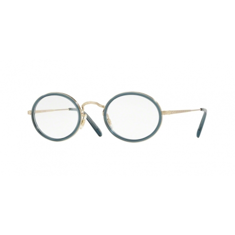New Authentic Oliver Peoples sunglasses Marclay BK Black 62 15 134 w case