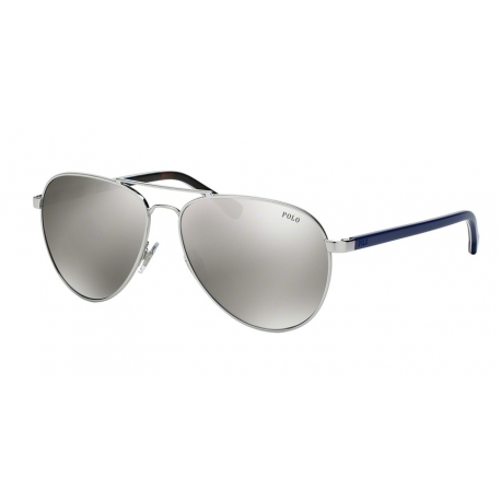 Polo Ralph Lauren PH3090 92768V | Frame: shiny silver
