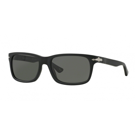 Persol PO3048S 900058 | Frame: black | Lenses: polarized grey