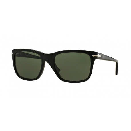 Persol PO3135S 95/31 | Frame: black | Lenses: green