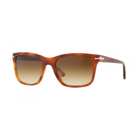 Persol PO3135S 96/51 | Frame: sienna | Lenses: transparent gradient brown