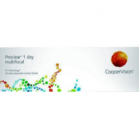 CooperVision Proclear 1 day multifocal
