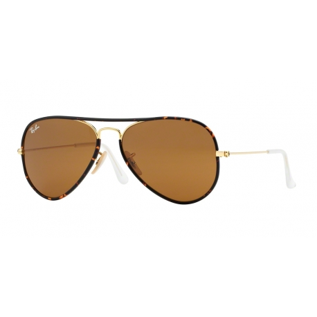 Ray-Ban RB3025JM Aviator Full Color 001