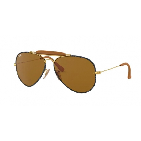 Ray-Ban RB3422Q Aviator Craft 919233
