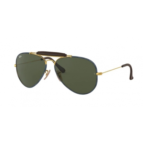 Ray-Ban RB3422Q Aviator Craft 919431