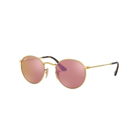 Ray-Ban RB3447N Round Metal 001/Z2