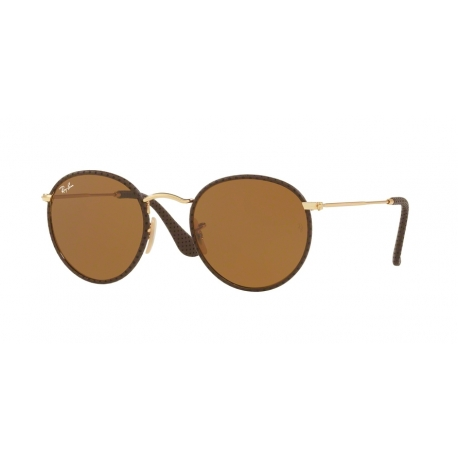 Ray-Ban RB3475Q Round Craft 9041