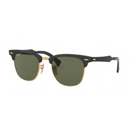 Ray-Ban RB3507 Clubmaster Aluminum 136/N5