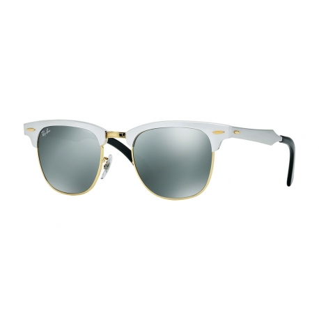 Ray-Ban RB3507 Clubmaster Aluminum 137/40