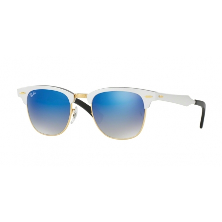 Ray-Ban RB3507 Clubmaster Aluminum 137/7Q
