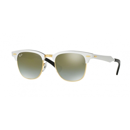 Ray-Ban RB3507 Clubmaster Aluminum 137/9J